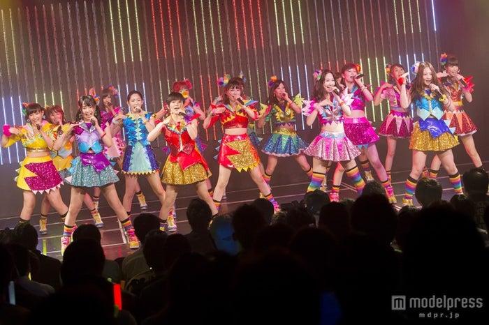 NMB48チームN「ここにだって天使はいる」初日公演の様子(C)NMB48