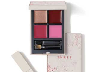 THREEの桜の季節の限定コレクションの2021年版がお目見え。