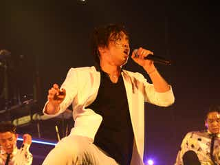 三浦大知、アルバム『FEVER』を引っ提げたツアーを開催中