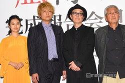 恒松祐里、香取慎吾、、リリー・フランキー、吉澤健 (C)モデルプレス