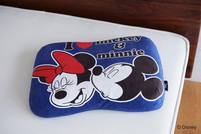 高さ調整枕/専用カバー(ラブリーミッキー&ミニー)