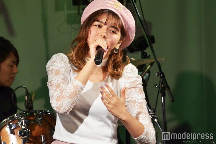 ミニアルバムのリード曲「I Promise ~誓い~」も披露(C)モデルプレス
