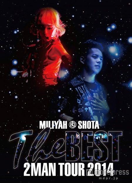 DVD「THE BEST 2MAN TOUR 2015」(2015年4月22日発売)