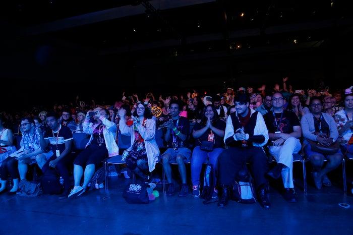 「アニメエキスポ」会場の様子(C)2017 荒川弘/SQUARE ENIX(C)2017 映画「鋼の錬金術師」製作委員会