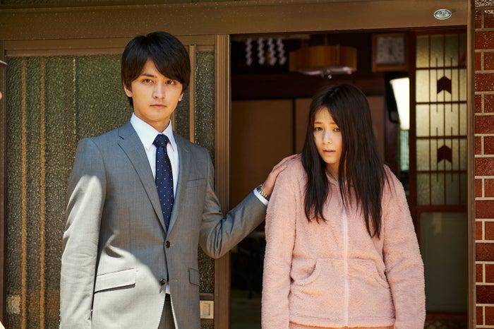 瀬戸利樹、久間田琳加(C)撮影:ABCテレビ