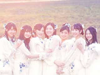"SKE48、初ユニットのビジュアル解禁 松井珠理奈は""妖精""でピュアオーラ"