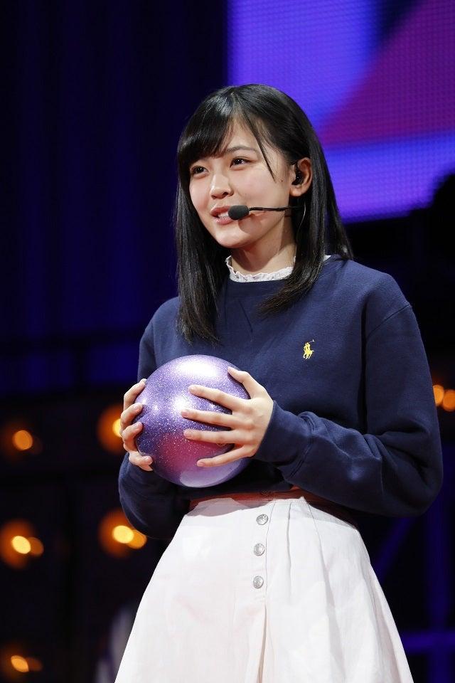 """柴田柚菜/乃木坂46""""4期生お見立て会""""(提供写真)"""