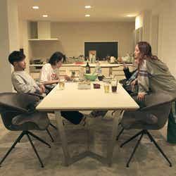 「TERRACE HOUSE TOKYO 2019-2020」5th WEEK(C)フジテレビ/イースト・エンタテインメント