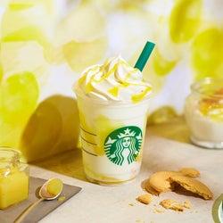スタバ「レモン ヨーグルト 発酵フラペチーノ」史上初3種の発酵素材を使用