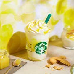 モデルプレス - スタバ「レモン ヨーグルト 発酵フラペチーノ」史上初3種の発酵素材を使用