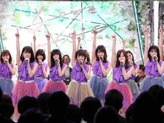 乃木坂46生駒里奈「歌い継いでいってほしい」 センター曲「君の名は希望」披露