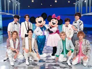 Hey! Say! JUMP&乃木坂46、ディズニーとスペシャルコラボ<FNSうたの夏まつり>