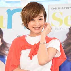 モデルプレス - 西山茉希、産後1ヶ月のスピード復帰 美貌絶賛に照れ
