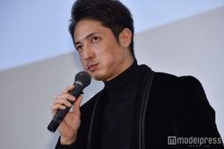 玉木宏、ワイルドすぎるサプライズにしばし絶句 映画館で見たことない光景<悪と仮面のルール>