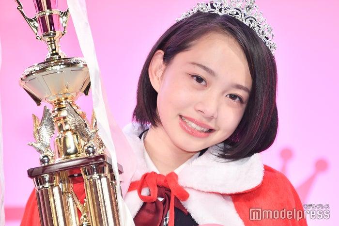 「女子高生ミスコン2019」グランプリ・あーーゆさん