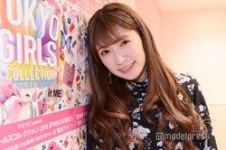 NMB48吉田朱里、念願のTGC初出演迫る心境は?注目のファッション&メイク、スタイルキープの秘訣を語る<モデルプレスインタビュー>