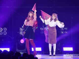 藤田ニコル&ダコタ・ローズの「Popteen」コンビで「日本女子博覧会」開幕 安野モヨコの人気キャラに