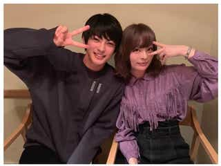 きゃりー&注目のイケメン・神尾楓珠、2ショット公開で反響「すごい繋がり」「美男美女」