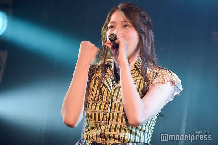 茂木忍/AKB48込山チームK「RESET」公演(C)モデルプレス