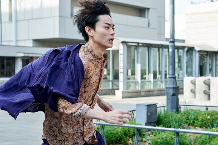 菅田将暉/短編映画「まだここにいる」より(提供写真)