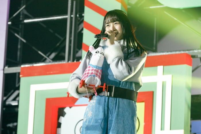 上村ひなの/12月17日公演(提供写真)