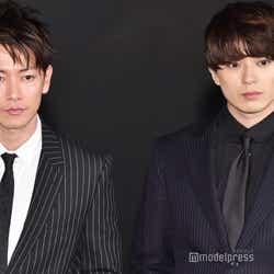 モデルプレス - 佐藤健、新田真剣佑のまつ毛の長さに驚き「2mくらいありました」<るろうに剣心>