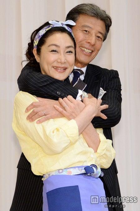 舘ひろしと浅野温子