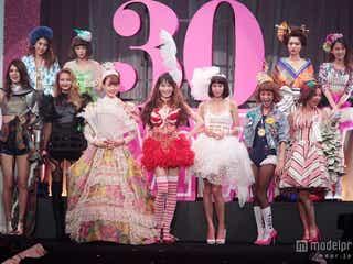 藤井リナら「ViVi」モデルが豪華コスチュームをお披露目