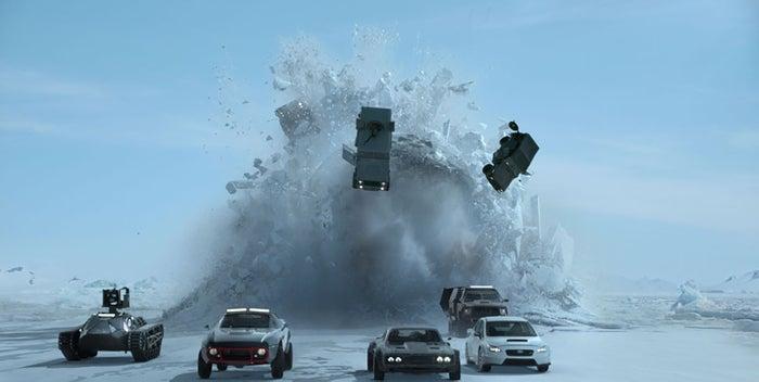 「ワイルド・スピード ICE BREAK」(4月28日公開)(C)Universal Pictures