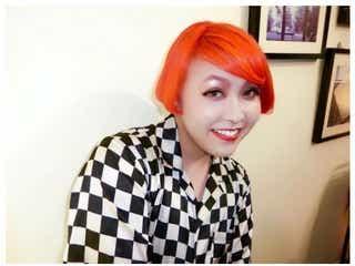 ぺえ、オレンジヘアに劇的イメチェン YouTubeデビューも発表