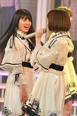 大園桃子、中田花奈/「第69回NHK紅白歌合戦」 (C)モデルプレス