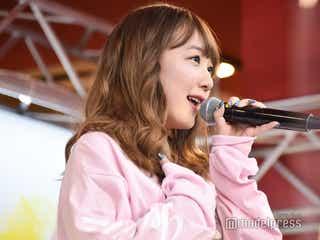 京佳、夢アド卒業後初のリリイベ開催 「やっぱり歌うのが好き」ソロデビューで実感