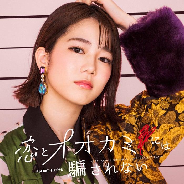 川口葵(C)AbemaTV, Inc.