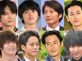 読者が選ぶ「18年夏ドラマ版・胸キュン男子」ランキングを発表<1位~10位>