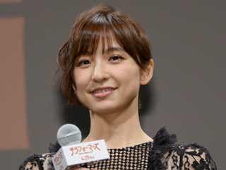 """篠田麻里子が""""天然""""発揮 共演者から総ツッコミ"""