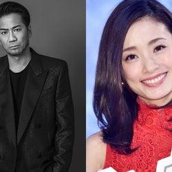 EXILE HIRO&上戸彩夫妻に第2子誕生<コメント全文>