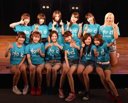 "AKB48柏木由紀、渡辺麻友さんら""同期""との過去写真公開「みんな卒業して1人に」比較ショットに反響"