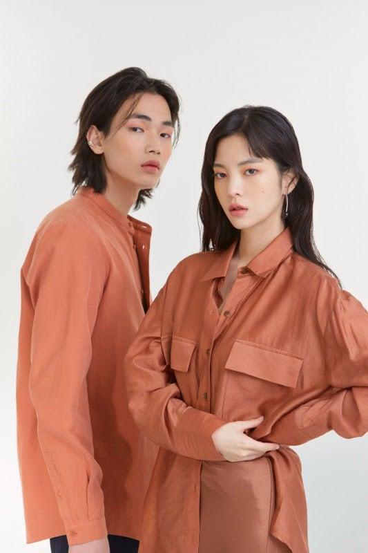 韓国発のジェンダーニュートラルメイクアップブランド「LAKA(ラカ)」メインビジュアル(提供画像)