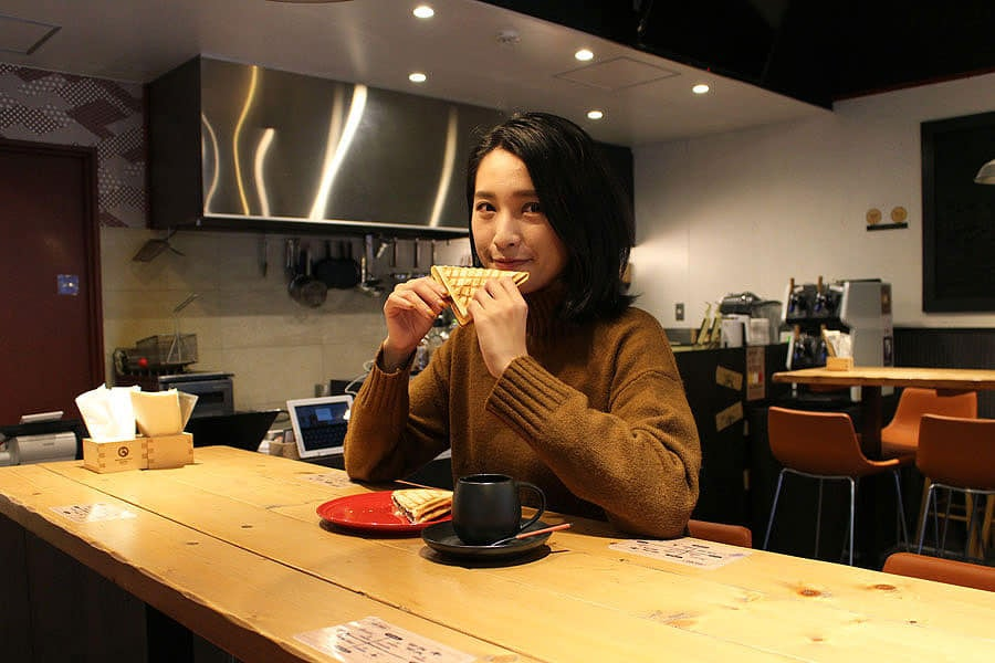 NADESHIKO HOTEL SHIBUYA ホットサンド