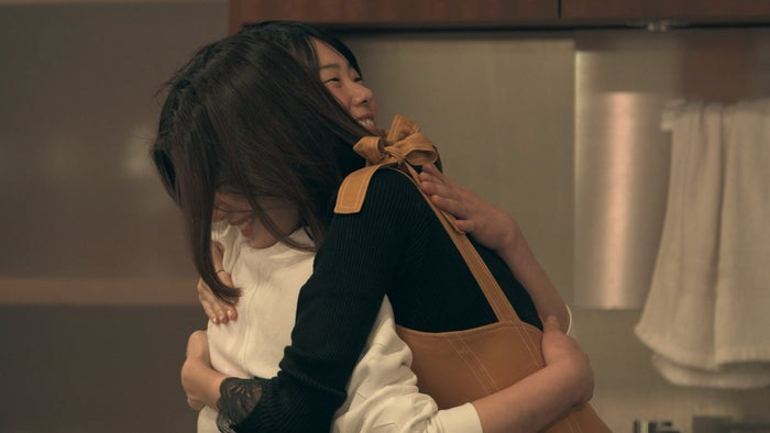 つば冴、聖南「TERRACE HOUSE OPENING NEW DOORS」20th WEEK(C)フジテレビ/イースト・エンタテインメント