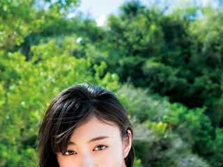 「ラストアイドル」発の美女・古賀哉子、美しいビキニ姿で降臨