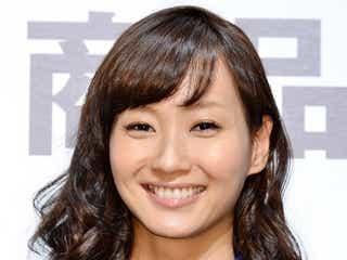 藤本美貴、12年ぶり黒髪披露 後藤真希の結婚にコメント