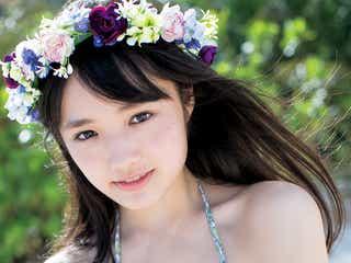 つりビット安藤咲桜、幼さの残るルックス×グラマラスなスタイルで反響 初表紙に抜擢
