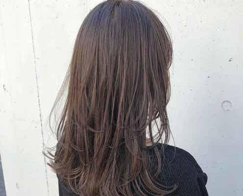 美髪度120%増し!【ミディアムレイヤー】にキュンです♡