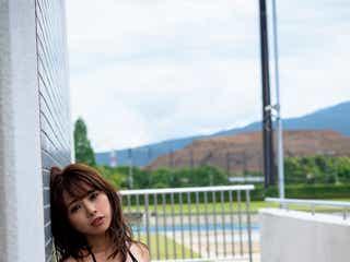 磯佳奈江、ふっくらバストあらわ NMB48ジャックのトリ飾る