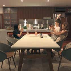 優衣、俊亮、綾「TERRACE HOUSE OPENING NEW DOORS」35th WEEK(C)フジテレビ/イースト・エンタテインメント
