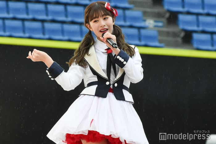 NGT48「AKB48グループ春のLIVEフェスin横浜スタジアム」(C)モデルプレス