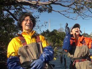King & Prince高橋海人、泥にはまって悲鳴 HiHi Jets高橋優斗も登場
