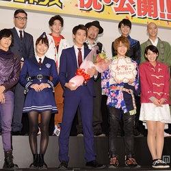 「仮面ライダー ゴースト&ドライブ」今年のライダー映画でNo.1ヒットスタート ヒロイン大沢ひかるがコメント