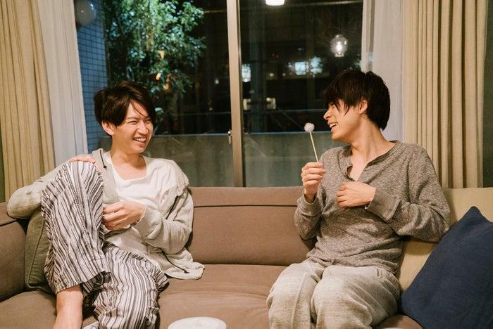 大倉忠義&成田凌(C)水城せとな・小学館/映画「窮鼠はチーズの夢を見る」製作委員会